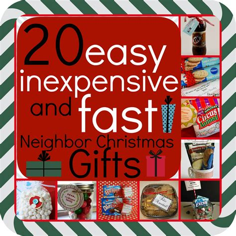 9 best photos of lds christmas neighbor gifts cheap
