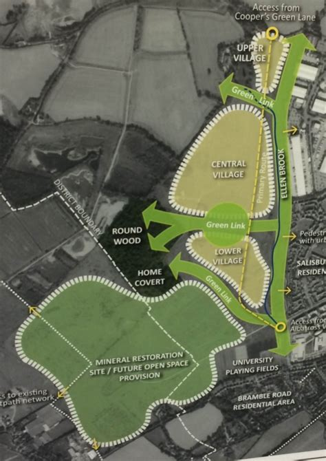 forest village plans  ellenbrook fields displayed
