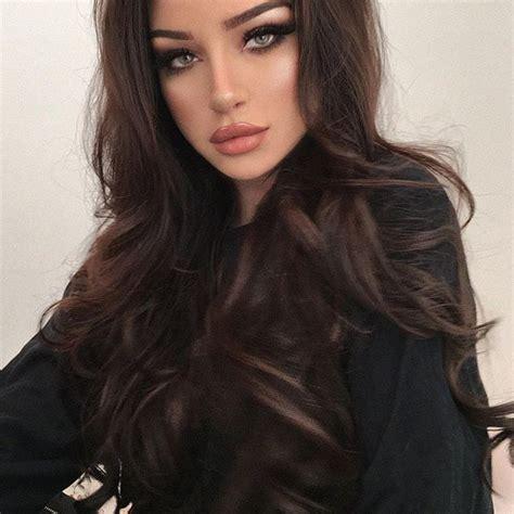 pretty brown hair color best 25 brown hair colors ideas on