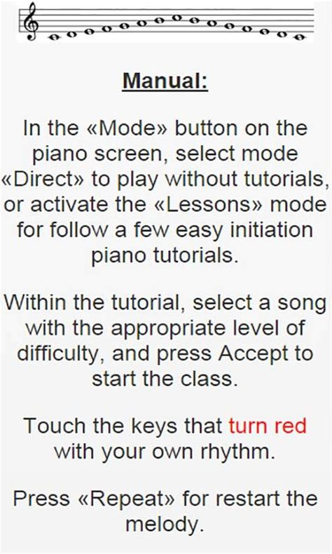 piano tutorial online free piano tutorial free android apps on google play