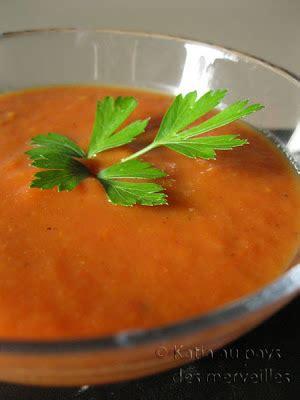 potage de tomate et poivron r 244 tis au chipotle recette