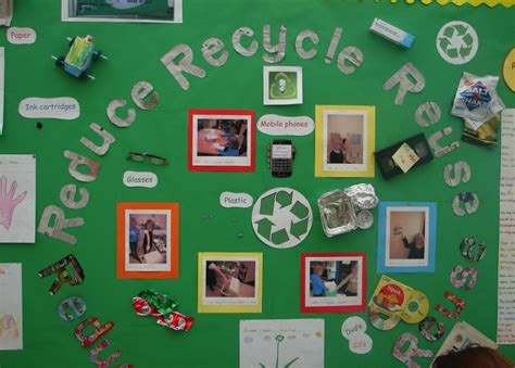 themes related to education teaching reduce reuse recycle how can we help our