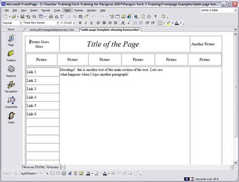 tabletop exercise template frontpage table exercise 2