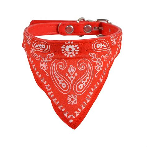 bandana collar fashion adjustable pet puppy cat neck scarf bandana collar neckerchief s