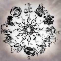 horoscope symbols tattoos 7 designs