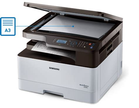 Printer A3 Samsung samsung mfp sl k2200 xip all in one a3 laser printer scan