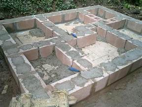 build shed get how to build a shed base with concrete