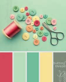 vintage color watermelon chalkboards and color schemes on