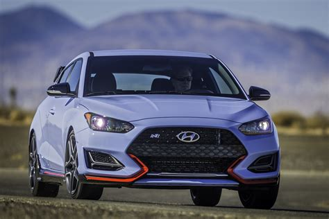 2019 Hyundai Veloster N by 2019 Hyundai Veloster N Arrives In Us With 275hp Drivers