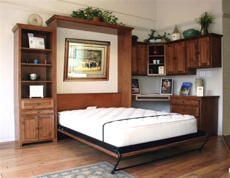 Newport Country Style Home Office Newport Murphy Bed Images Page 1