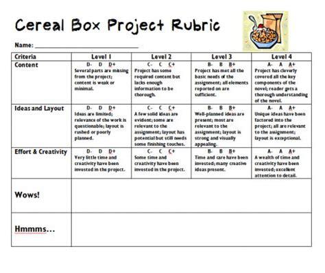 picture book rubric book report rubric book reports