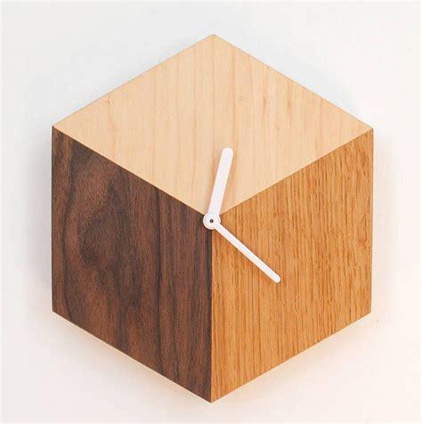 Wooden Clocks by Best 25 Wooden Cubes Ideas On Pinterest