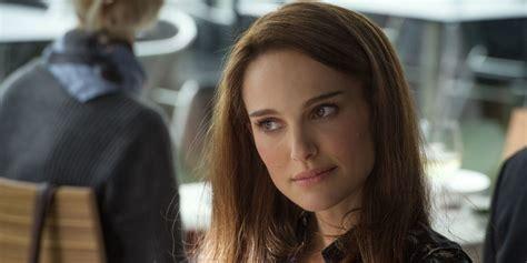 thor movie girl name marvel boss explains why natalie portman won t appear in