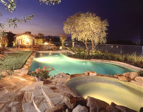 California Landscape Lighting Lighting Newport Ca Photo Gallery Landscaping Network