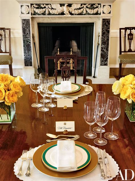 white house private residence   obama family idesignarch interior design
