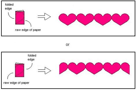 How To Make Paper Chain - paper chain