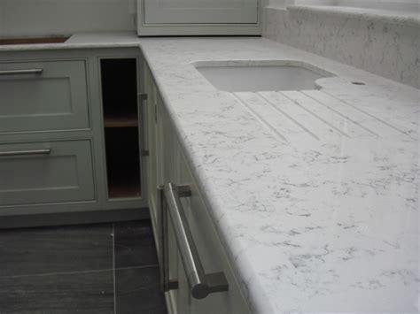 Lyra Countertops by Lyra Quartz Worktop Silestone Demi Bullnose Edge