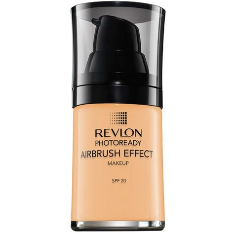 Revlon Photoready Airbrush revlon photoready airbrush effect makeup beige