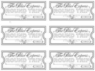 polar express golden ticket template sherbert cafe blank polar express ticket