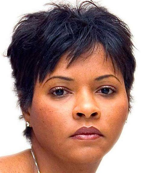pretty 50 year black lady hair cuts short haircuts for black women over 50 short hairstyles
