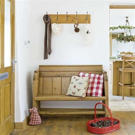 small benches for hallway country hallway hallway bench design ideas