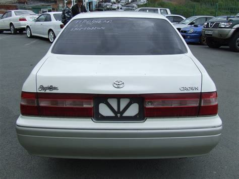 Toyota Crown For Sale 1997 Toyota Crown For Sale
