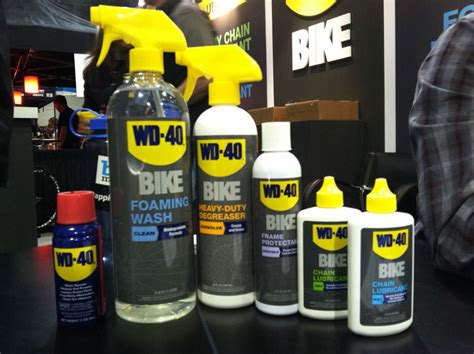 Wd40 Shelf by Interbike 2012 Wd 40 Bike Line Officially Hits The