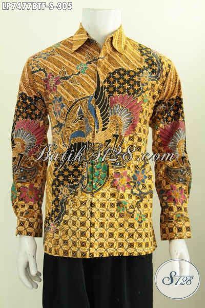 Kemeja Batik Istimewa by Kemeja Batik Istimewa Buat Lelaki Muda Til Gagah