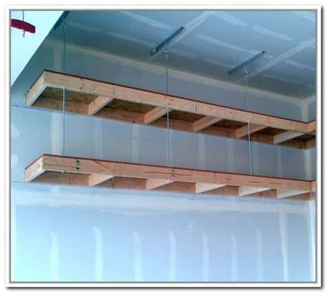 Overhead Garage Storage Ideas Diy Overhead Garage Organization Search Garage