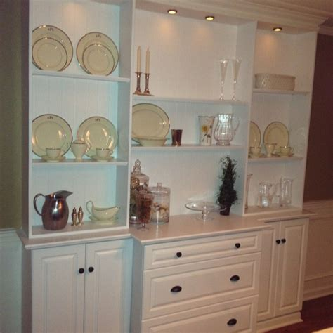 Built In Dining Room Hutch by Built In Dining Room Hutch Custom Hutches Custommade