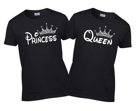 disney king prince princess shirt family vacation