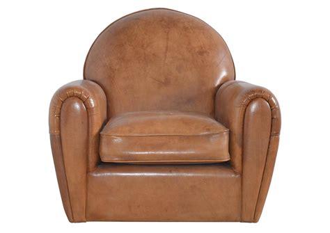 canape club cuir 1042 acheter votre fauteuil club lignes arrondies en cuir