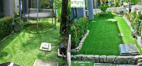 Rumput Sintetis Rumput Plastik Rumput Palsu Prime Grass rumput sintetis taman dan dekorasi artgrass mirip rumput