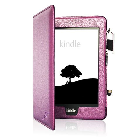 ebay kindle paperwhite leather strap smart case cover for amazon kindle