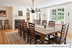 farm style dining room sets ideas for the home