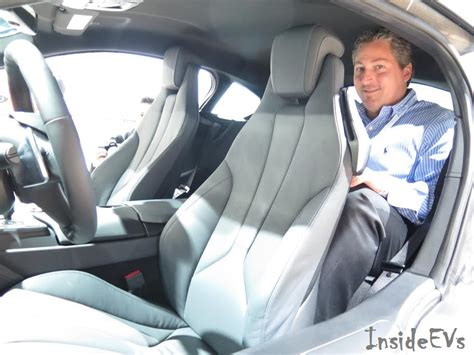 Back Seat by How To Guide Bmw I8 Rear Seat Entry