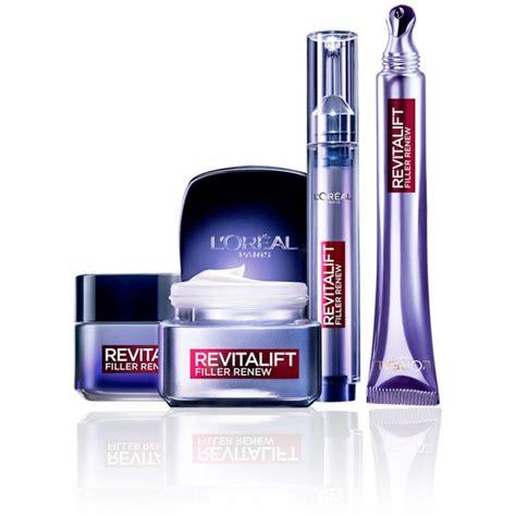 L Oreal Revitalift Filler l or 233 al revitalift filler renew range reviews l oreal anti ageing creams