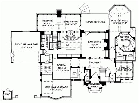 Queen Anne Floor Plans by Eplans Queen Anne House Plan Strong Fundamentals 4934