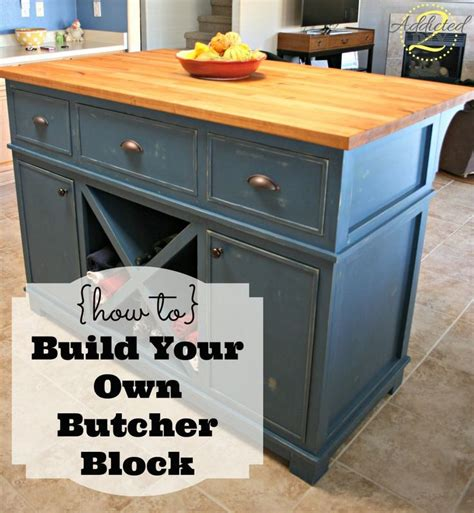 how to build your own kitchen island best 25 butcher block cutting board ideas on pinterest