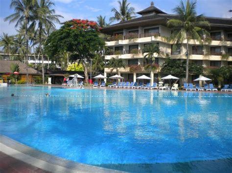 sanur beach hotel picture  prama sanur beach bali