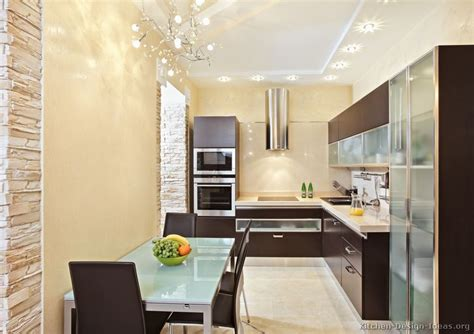 modern small kitchen design a small kitchen design with modern wood cabinets