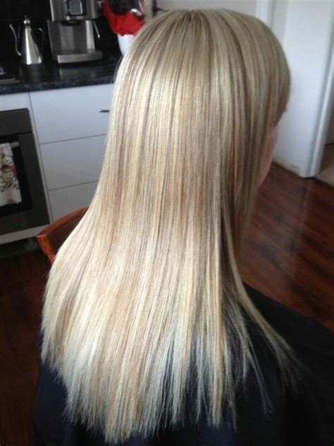 hair partial foil full foil full head of blonde foils hair pinterest blondes