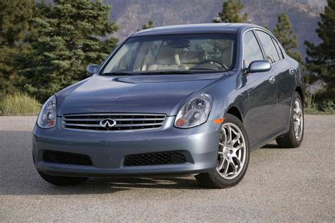 2006 infiniti g35 review top speed