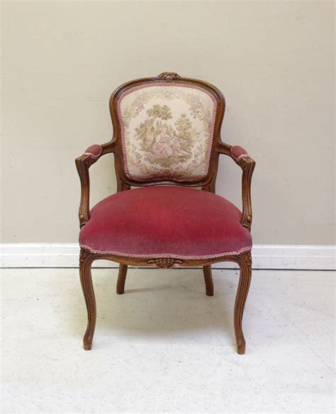 vintage bedroom chair a4051 french lxv style vintage bedroom