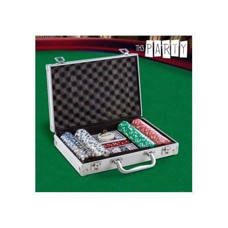 200 tells de pker 8494154788 maletin de poker 200 fichas