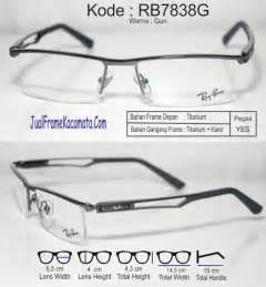 Kacamata Valery Frame Kacamata Fashion jual kacamata rayban gun rb7838 gun jual tas