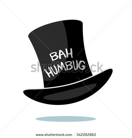 humbug red hats scrooge stock images royalty free images vectors