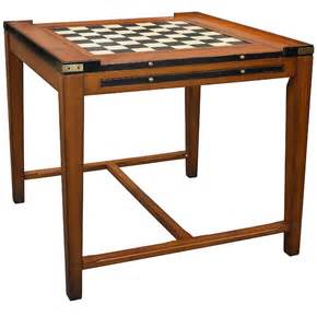 Staunton Chess Pieces Table Game Table And Casino Royale Game Table