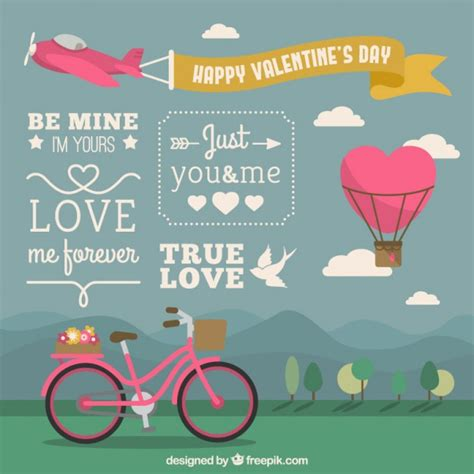 happy san valentin day happy s day cover vector free