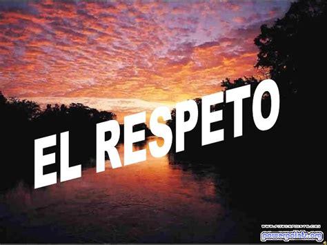 imagenes en ingles de respeto relato sobre el respeto y la tolerancia